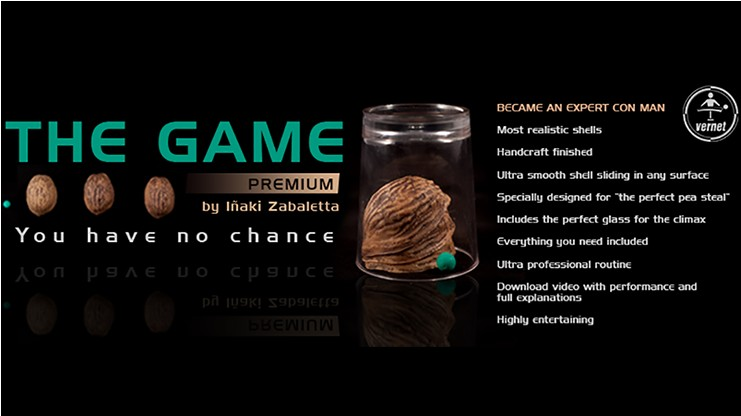 The Game (Online Instructions) by Inaki Zabaletta