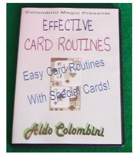 Aldo Colombini - Effective Card Routines