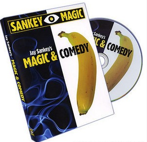 Jay Sankey - Magic and Comedy
