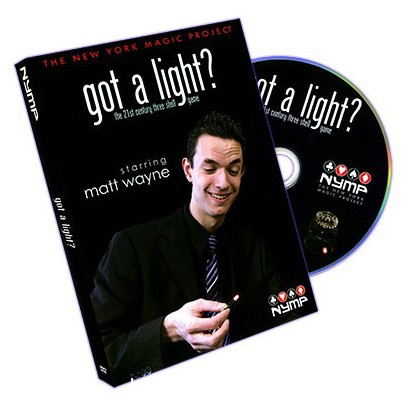 Got A Light by Matt Wayne