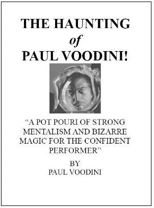 Paul Voodini - The Haunting of Paul Voodini