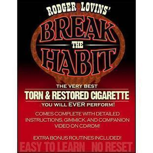 Break The Habit by Rodger Lovins (Video Download)
