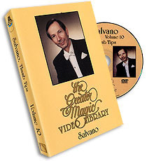 Greater Magic Video Library 10 - Salvano Thumbtips