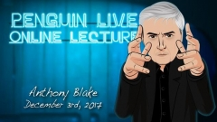 Anthony Blake Penguin Live Online Lecture