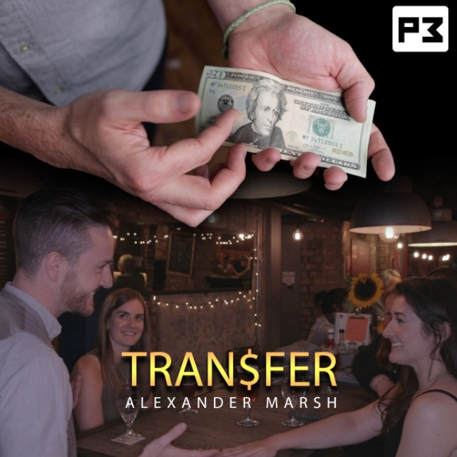 Transfer by Alexander Marsh (Instant Download)
