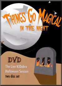 Things Go Magical In the Night (1-2)