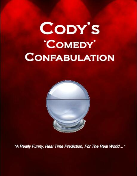 Cody Fisher Comedy Confabulation