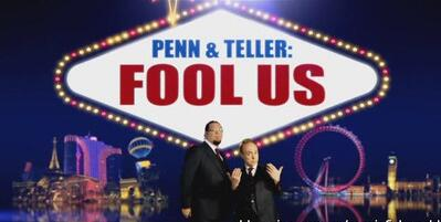 Penn And Teller - Fool Us S01E01