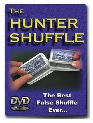 The Hunter Shuffle by Rudy Hunter