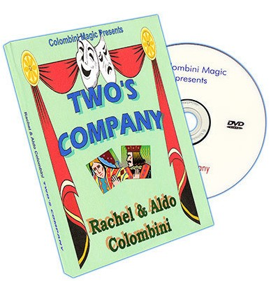 Two's Company by Rachel & Aldo Colombini