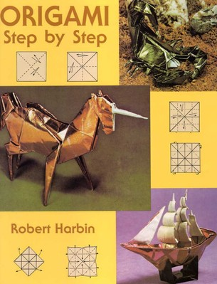 Robert Harbin - Origami Step By Step