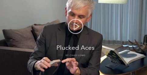 Plucked Aces by Chad Long