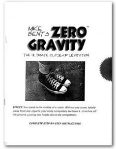 Mike Bent - The Zero Gravity Levitation