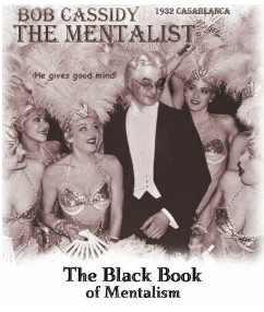 Bob Cassidy - The Black Book of Mentalism