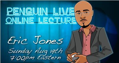 Eric Jones LIVE (Penguin LIVE)