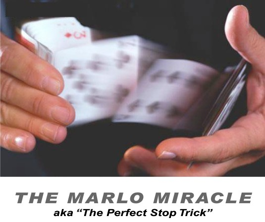 MARLO MIRACLE - The Perfect Stop Trick