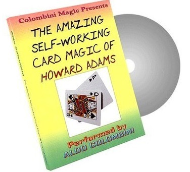 Aldo Colombini - Amazing Self Working Card Magic