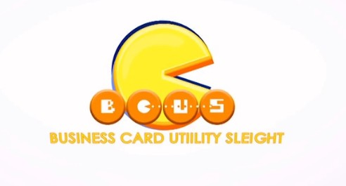 B.C.U.S (Business Card Utility Sleight) by Kyle Purnell