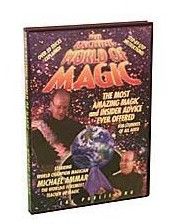 Michael Ammar The Exciting World Of Magic