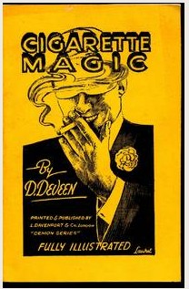 Cigarette Magic and Manipulation by Deveen, D PDF