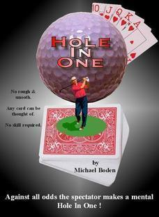 Michael Boden - Hole In One