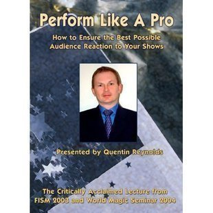 Quentin Reynolds - Perform Like A Pro