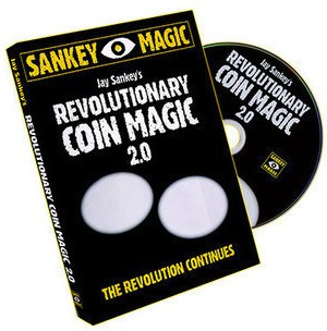Jay Sankey - Revolutionary Coin Magic 2.0