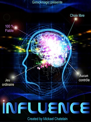 Influence by Mickael Chatelain - Download now