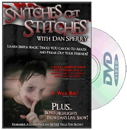 Dan Sperry - Snitches Get Stitchs