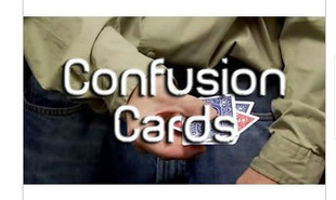 Kris Nevling - Confusion Cards