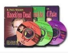 Knock 'em Dead with R. Paul Wilson 3 Vols (Download)