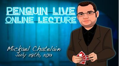 Mickael Chatelain LIVE (Penguin LIVE)