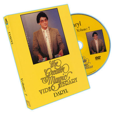 Greater Magic Video Library 7 - Daryl Martinez
