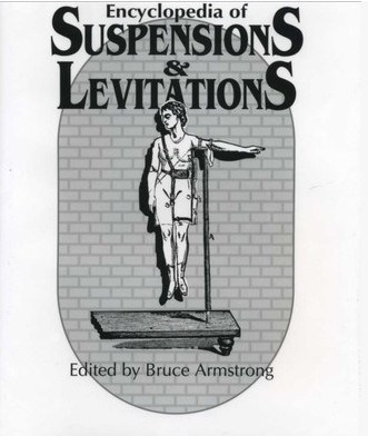 Encyclopedia of suspensions & levitations by Bruce Armstrong PDF