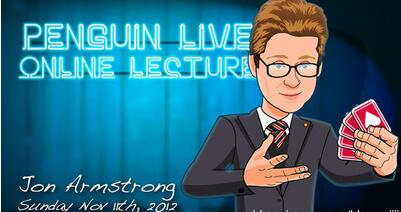 Jon Armstrong LIVE (Penguin LIVE)