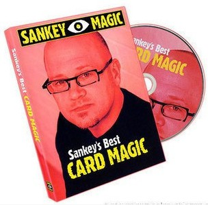 Jay Sankey - Sankey's Best Card Magic