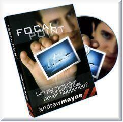 Andrew Mayne - Focal Point