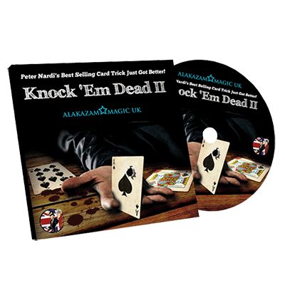 Knock Em Dead II by Peter Nardi and Alakazam Magic - Knock'em Dead 2
