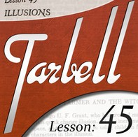 Tarbell 45: Illusions (Instant Download)