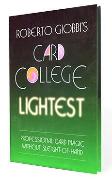 Roberto Giobbi - Card College Lightest