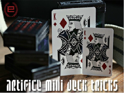 Artifice Mini Deck Tricks by Adam Wilber and Daniel Madison (Video Download)