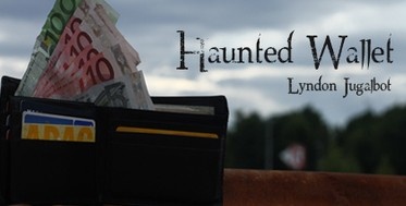 Haunted Wallet by Lyndon Jugalbot