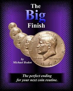 Michael Boden - The Big Finish