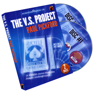 Paul Pickford - The VS Project(1-2)