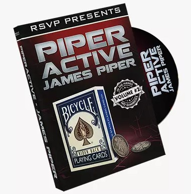 Piperactive by James Piper and RSVP Magic vol 2