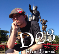 D23 by Rian Lehman (DRM Protected Video Download)