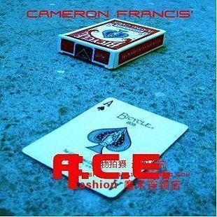 Cameron Francis - Anytime Card Extraction (A.C.E.)