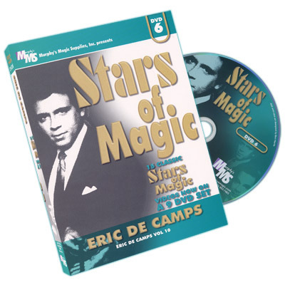 Paul Harris - Stars Of Magic #1