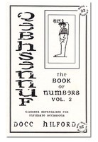 Book Of Numbers Volume Two (Qebhsennuf) by Docc Hilford