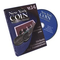 New York Coin Magic Seminar Volume 14: Methods, Performances, and Presentations